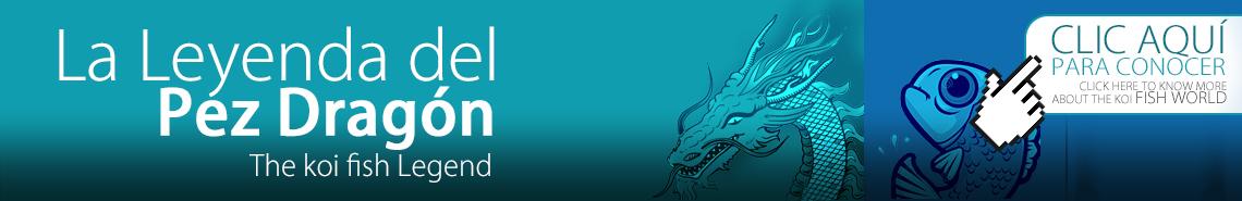 Conoce la Leyenda del Pez Dragón