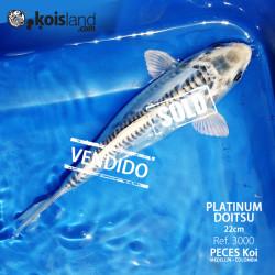 REF.3000 - Platinum Doitsu 22cm