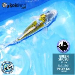 REF.3164 - Green Shusui 17cm