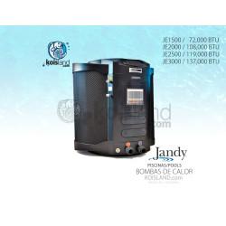 BOMBA DE CALOR JANDY JE3000